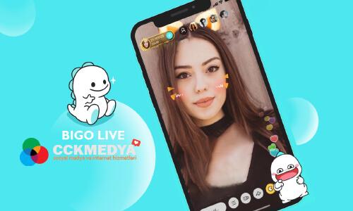 Bigo Live yayıncı veya işveren olmak