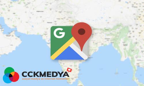 Google Haritalar yorum ve yıldız özellikleri