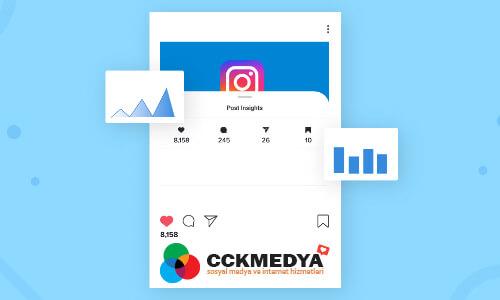 instagram hikaye gönderi analizi performansı