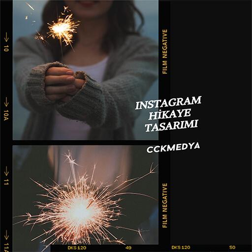 instagram hikaye tasarımı